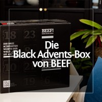 Die Advents- Black Box 2020
