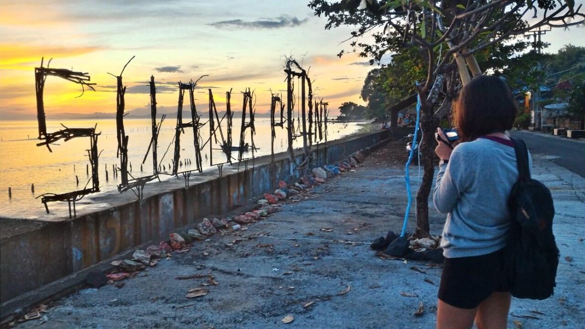 Suana Point: Berburu Sunrise di Nusa Penida