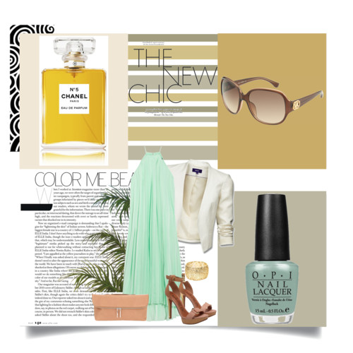 Chic, Trendy & Current in Spring