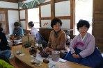 Mungyeongsaege Chasabel Festival - Tea ceremonie