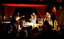 The Cutting Room in NYC ft Peter Calo on guitar