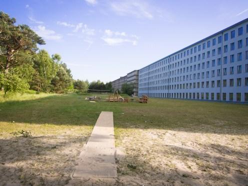 Block of Hostels