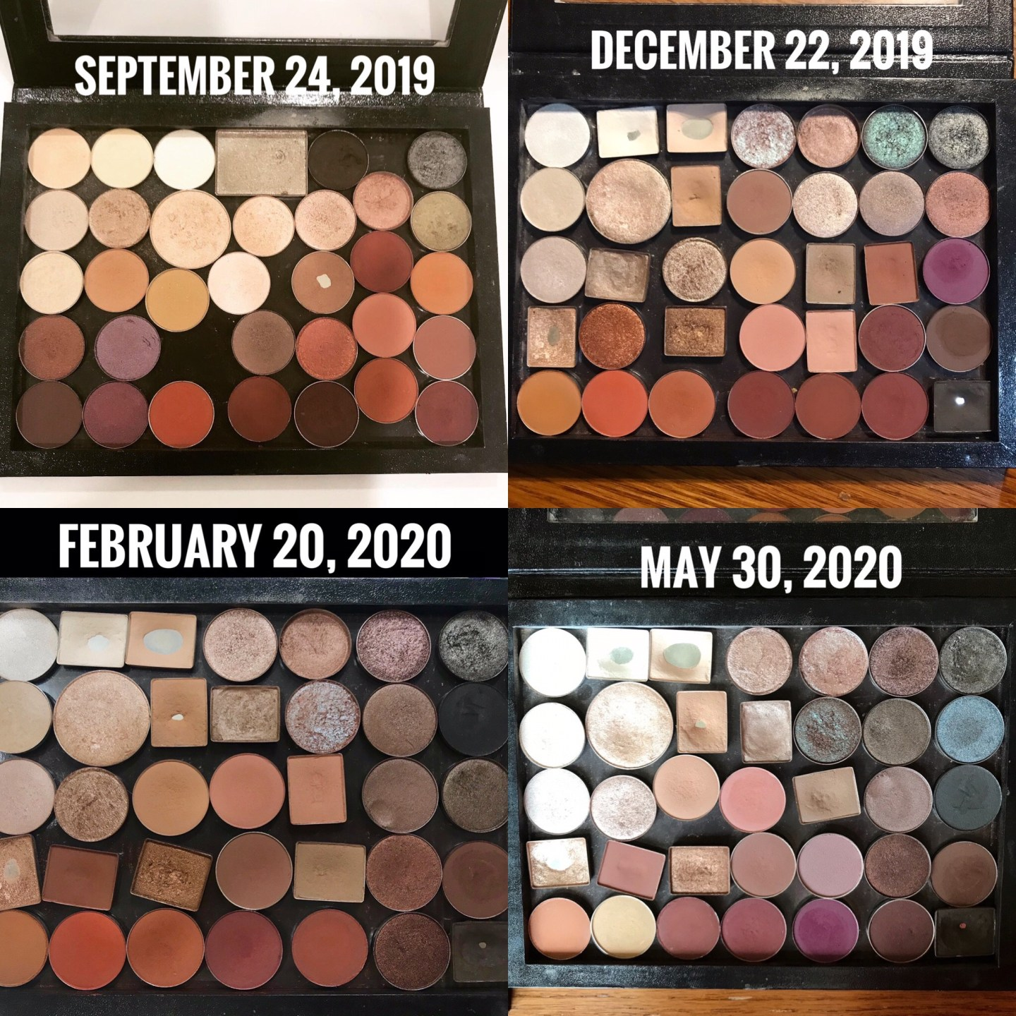 My Neutral Palette (Video)
