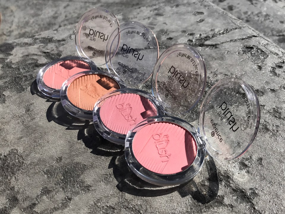 Essence The Blush Befitting (10), Bespoke (20), Beloved (40), and Believing (70)