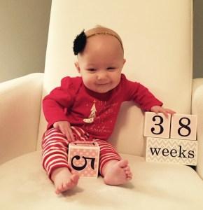 38 weeks 2