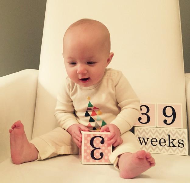 39 weeks 2