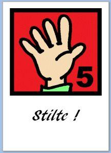 5 - stilte