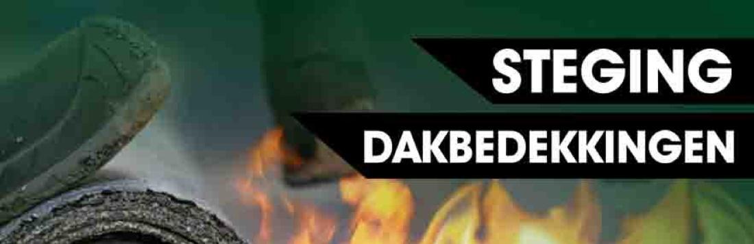Steging Dakbedekkingen en Dakdekkers