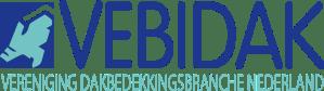 Vebidak logo certificering