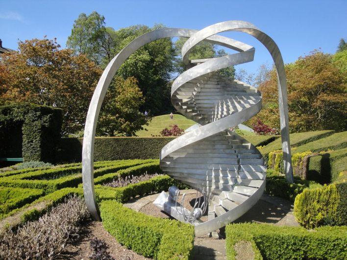 jardim alice no pais das maravilhas The Garden of Cosmic Speculation 2