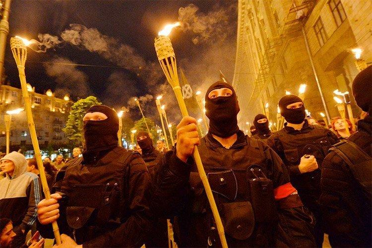 Dags att erkänna statskuppen i Kiev efter tre år!