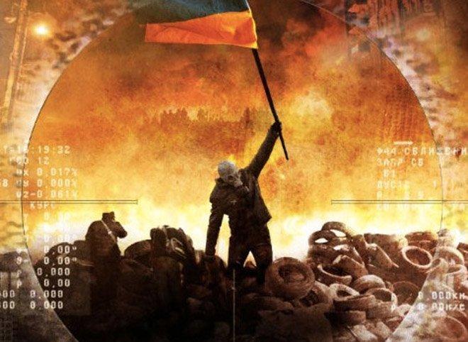 Det skjedde et kupp i Kiev natt til 22. februar 2014.