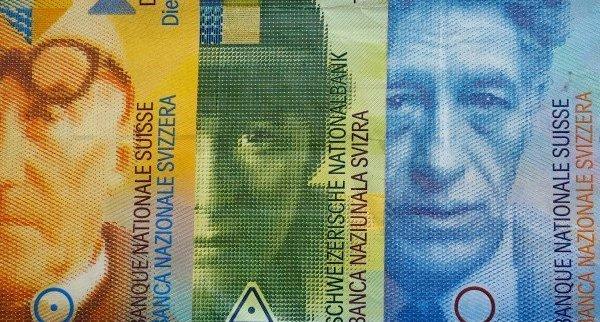 sveits franc kontanter