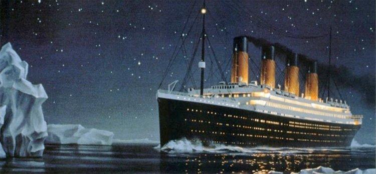 titanic usa