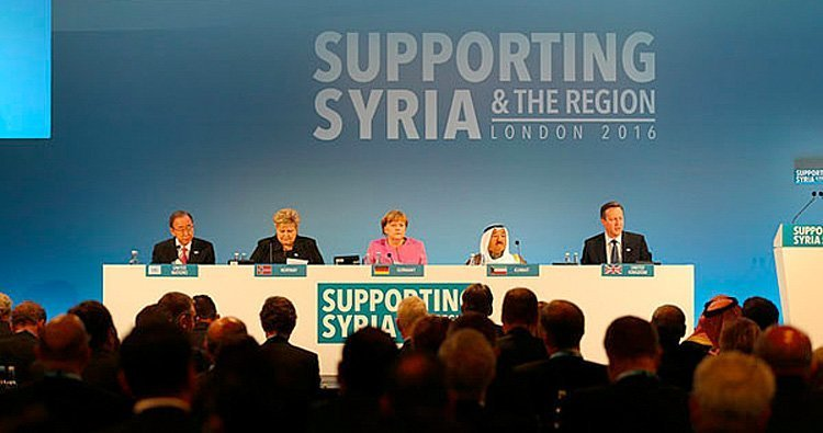 Fra Supporting Syria & The Region Conference