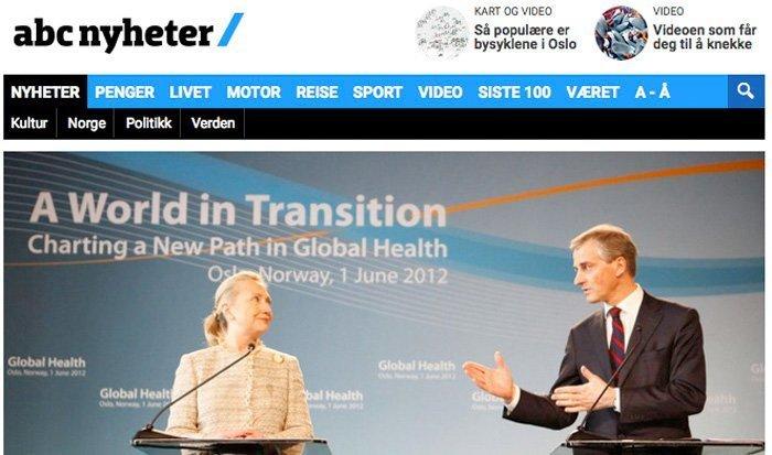 Korrupsjon på norsk: – Hillary Clinton fikk norske UD-millioner etter Støre-samtale