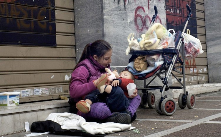 Millioner av barn i USA lever i fattigdom