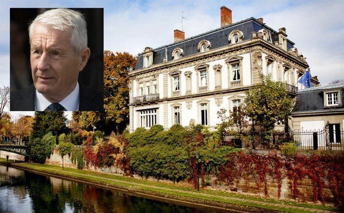 Jagland med villa i Strasbourg ga fredsprisen til EU