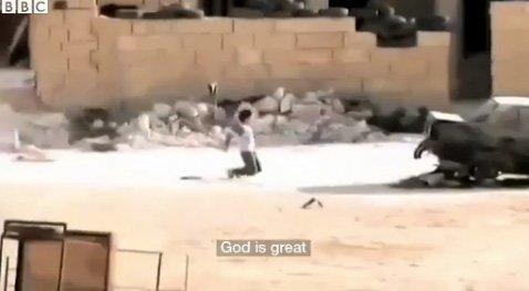 palestinagutt skutt