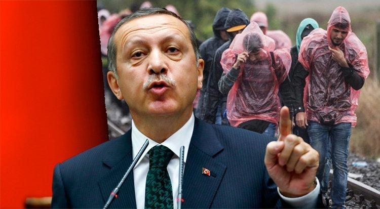 Nye trusler mot Europa fra sultan Erdoğan