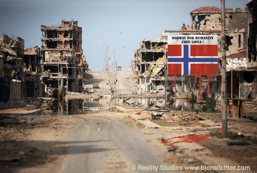 Libyakrigen – den største politiske skandalen i moderne norsk historie
