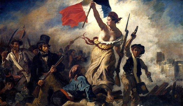Hovedsaken i det franske presidentvalget: Nasjonal suverenitet
