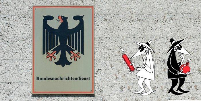 Tysk etterretning spionerte på BBC