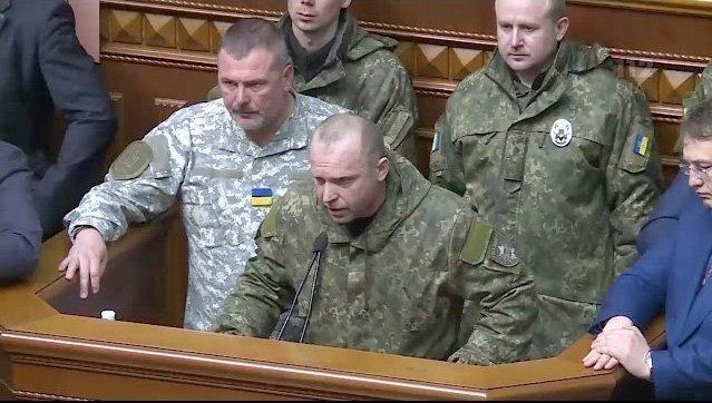 Är Ukraina på väg att lösas upp?