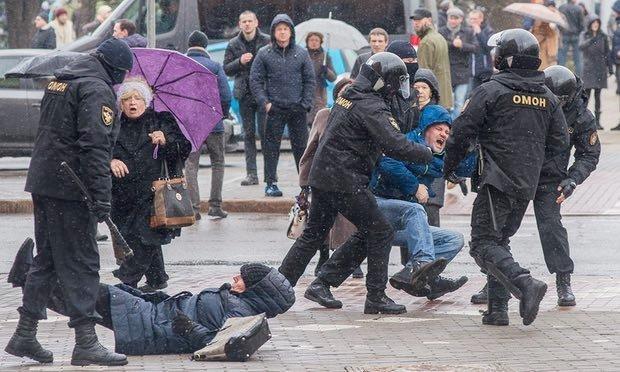 CIAs investeringer i Hviterussland