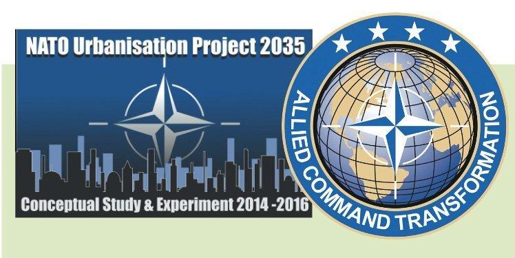 NATO forbereder seg på bykrig