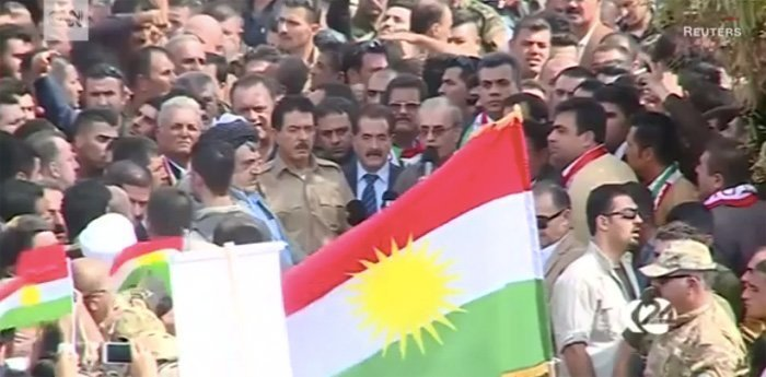 Ble kurderne lurt igjen i Irak?