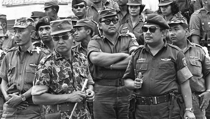 USA visste om massemord i Indonesia