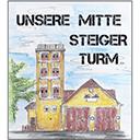 Logo Unsere Mitte Steigerturm