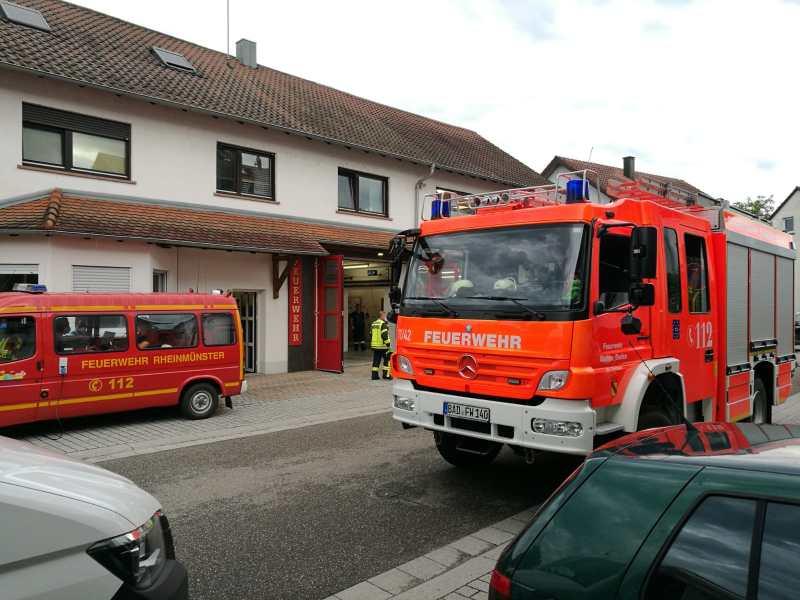 Überlandhilfe in Hügelsheim