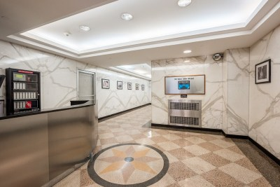 55West 39th Street Lobby