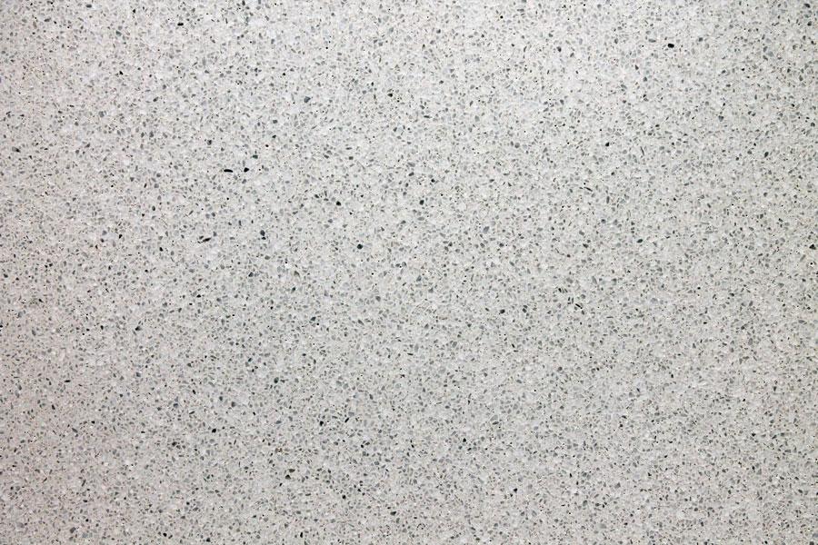 Terrazzomuster 320 Weisser Carrara-Marmor