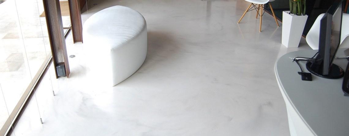 Venezianischer Steinboden in Italien