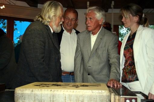 links: Herbert Danler, Foto: Günther Stecher