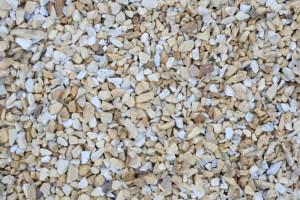 Marmor gelb - Amarillo 6-12mm