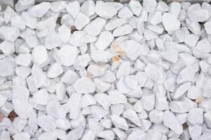 Marmor - Carrara Splitt 30-50mm