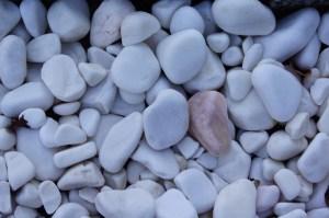 Marmor - Dolamit Kies 50-70mm