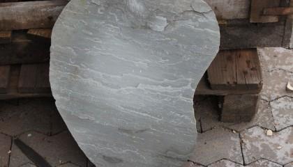 Trittsteine – grau
