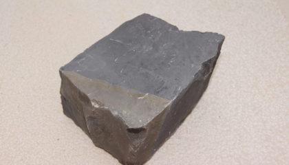 Pflastersteine – Kalk anthrazit 10x10x5cm
