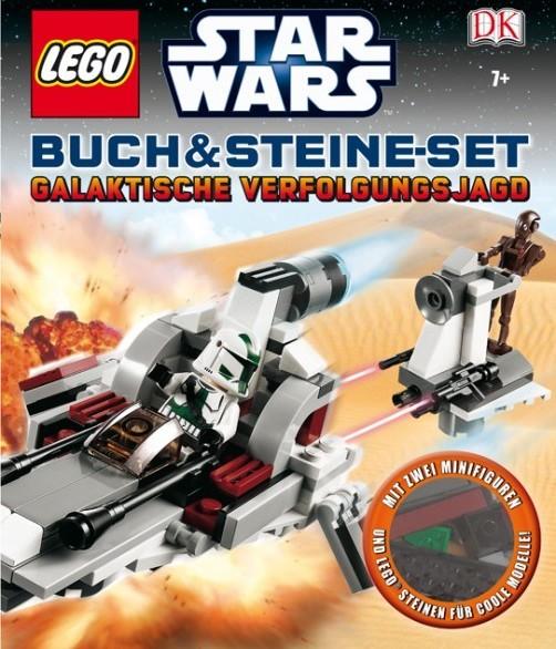 Lego Star Wars Buch Steine Set Galaktische Verfolgungsjagd