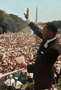Martin Luther King, Jr's I Have A Dream Speech