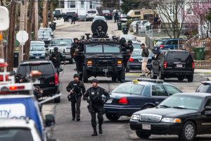 Manhunt Underway For Marathon Bombing Suspect