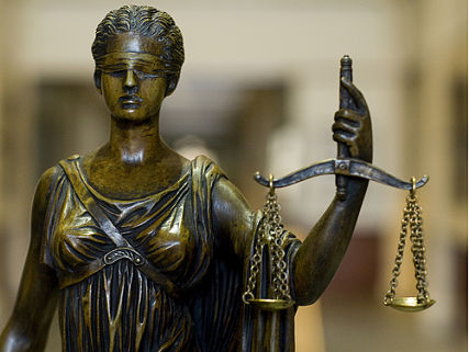 Lady Justice, Chasing Gideon