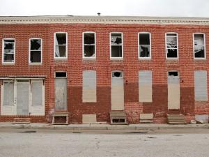 Baltimore vacants