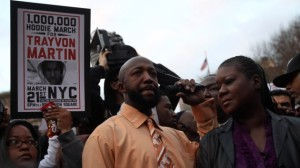 A Million Hoodies March Protests Death Of Trayvon Martin
