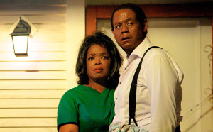 OPRAH WINFREY and FOREST WHITAKER star in THE BUTLER